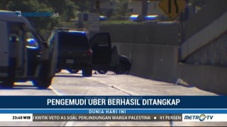 Pengemudi Uber Tembak Mati Penumpang