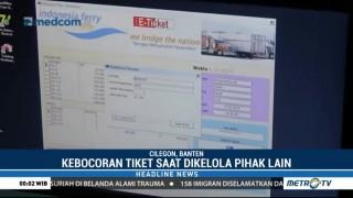 ASDP Berlakukan Sistem E-Tiket di Pelabuhan Merak