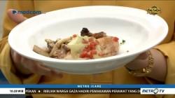 Grill Chicken Breast with Asparagus untuk Menu Buka Puasa