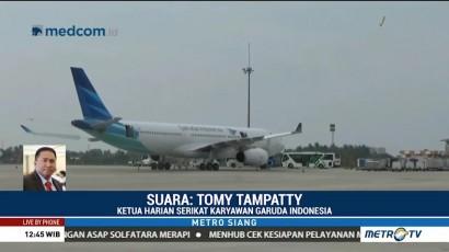 Pilot Garuda Tak akan Mogok Kerja saat Lebaran