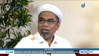 Ali Mochtar Ngabalin, Dari Seberang Masuk Lingkaran Istana (2)