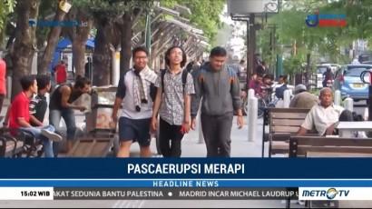 Erupsi Merapi Tak Surutkan Minat Wisatawan Berkunjung ke Yogyakarta