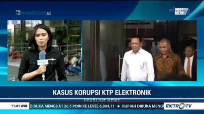 Ketua DPR Diperiksa KPK