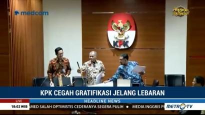 Jelang Idul Fitri, KPK Imbau Pejabat Negara Tolak Gratifikasi