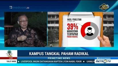 Strategi UIN Syarif Hidayatullah Tangkal Paham Radikal