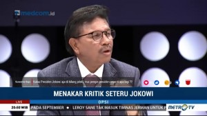 Menakar Kritik Seteru Jokowi (6)