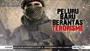 Peluru Baru Berantas Terorisme (1)