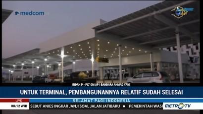 Terminal Baru Bandara Ahmad Yani Angkat Konsep <i>Go Green</i>