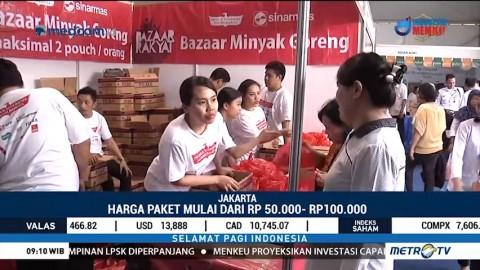 Kemendag Gelar Bazar Ramadan di Jakarta dan Bandung