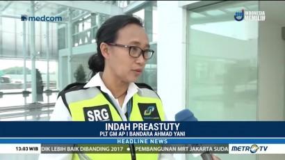 Jokowi akan Resmikan Terminal Baru Bandara Ahmad Yani