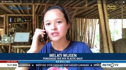 Remaja Asal Bali Kampanyekan 'Katakan Tidak Pada Plastik'
