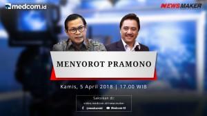 Newsmaker - Menyorot Pramono