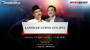 Newsmaker - Langkah luwes Gus Ipul