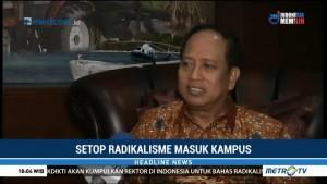 Cegah Radikalisme, Menristekdikti akan Kumpulkan Rektor se-Indonesia