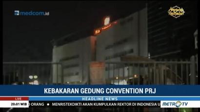 Tak Ada Korban Jiwa dalam Kebakaran di PRJ