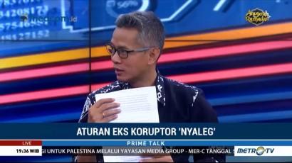Diminta Jokowi Telaah Larangan Eks Koruptor Nyaleg, Ini Jawaban KPU