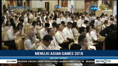 Jokowi Ajak <i>Influencer</i> Promosikan Asian Games 2018