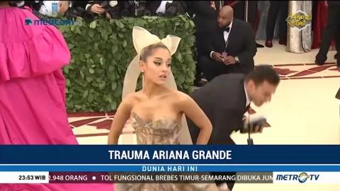 Ariana Grande Akui Sulit Bangkit dari Trauma