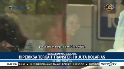 Rosmah Mansor Diperiksa Komisi Antikorupsi Malaysia