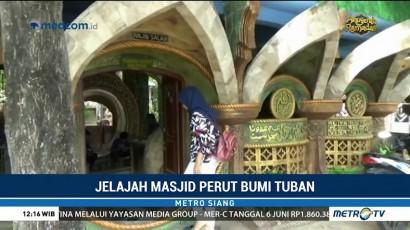 Berkunjung ke Masjid Perut Bumi di Tuban