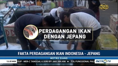 Fakta Perdagangan Ikan Indonesia-Jepang