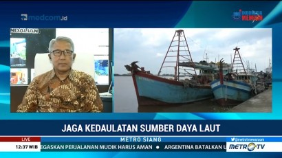 Menjaga Kedaulatan Sumber Daya Laut Indonesia