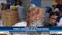 Pemkot Bandung Gelar Pasar Murah