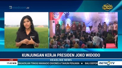 Jokowi Ajak Masyarakat Jaga Persatuan di Tahun Politik