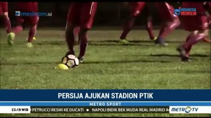 Persija Ajukan Stadion PTIK untuk Jamu Persib dan Persebaya