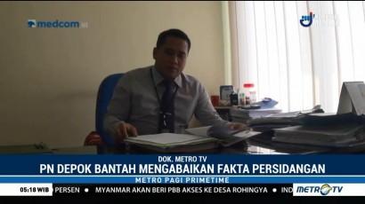 PN Depok Bantah Abaikan Fakta Persidangan Kasus First Travel