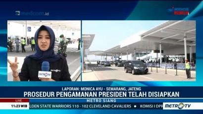 Jokowi Resmikan Bandara Baru Ahmad Yani Sore Ini