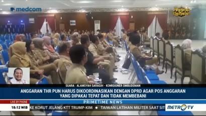 Ombudsman Nilai Pemerintah Kurang Matang Rencanakan THR PNS