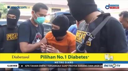 Polisi Ringkus Pembunuh Wanita Muda di Medan Barat
