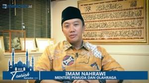 Imam Nahrawi: Pemuda Mandiri
