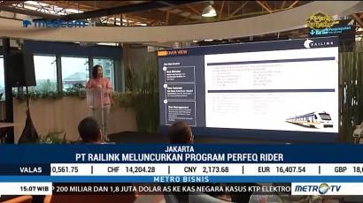 PT Railink Luncurkan Kartu Langganan Kereta Bandara Soetta