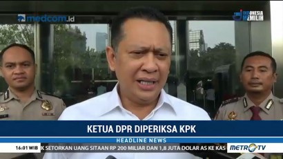 Diperiksa KPK, Bamsoet Ditanya soal Aliran Dana ke Golkar Jateng