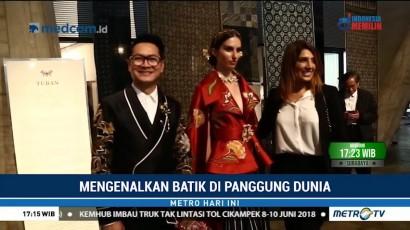 Batik Indonesia Dipamerkan di Paris