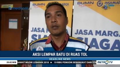 Pelemparan Batu di Tol, Jasa Marga Tambah CCTV di JPO