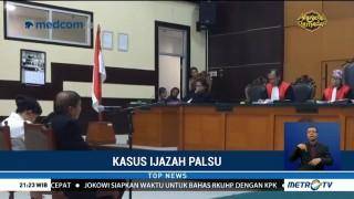 2 Terdakwa Kasus Ijazah Palsu STT Setia Jadi Tahanan Kota