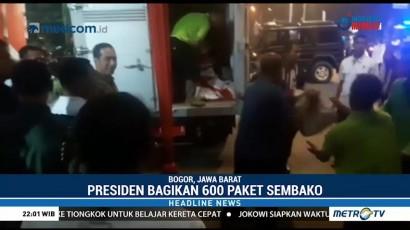 Jokowi Mendadak Kunjungi Terminal Baranangsiang