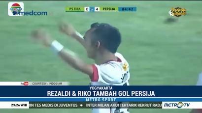 Persija Bantai PS Tira 5-0
