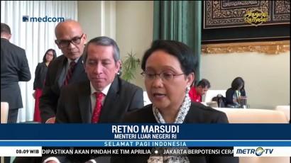 Indonesia Ajak DK PBB Perjuangkan Palestina