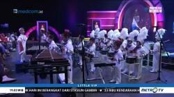 Marching Band TK Annisaa Unjuk Kebolehan di Little VIP