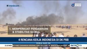4 Rencana Kerja Indonesia di DK PBB