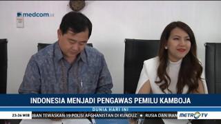 Kamboja Minta Indonesia Jadi Pengawas Pemilu