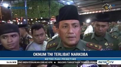 Oknum TNI Pengguna Narkoba Diamankan