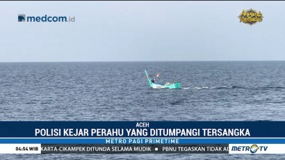 Polisi Gagalkan Penyelundupan 99 Kg Sabu dari Malaysia