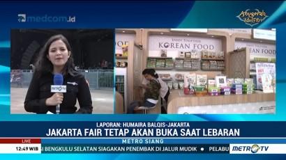 Jakarta Fair 2018 Tetap Buka Selama Libur Lebaran