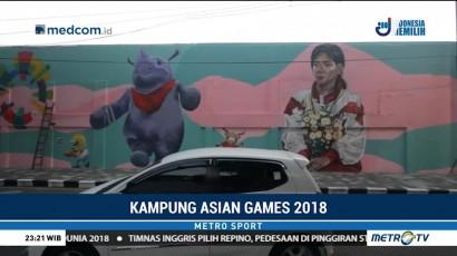 Ada Kampung Asian Games di Solo