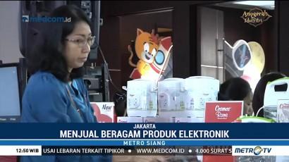 Berburu Diskon Produk Elektronik di Jakarta Fair 2018
